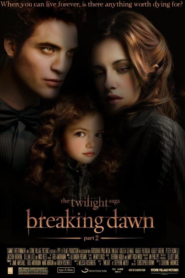 One Star Movies Best Links: The Twilight Saga Breaking Dawn - Part 2
