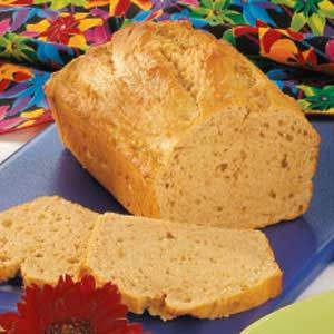 Peanut Butter Bread ~ great as an after-school snack along with a big ...