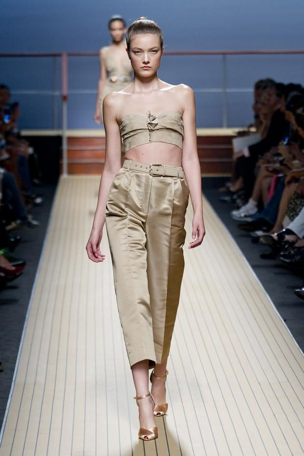 Ermanno Scervino SpringSummer 2014 RTW – Milan Fashion Week