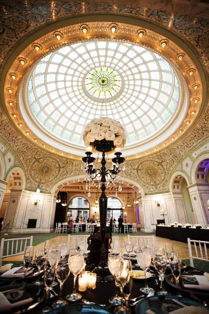 Download this Chicago Cultural Center picture