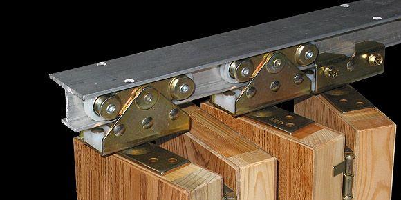 Heavy Duty Multi Folding Door Hardware