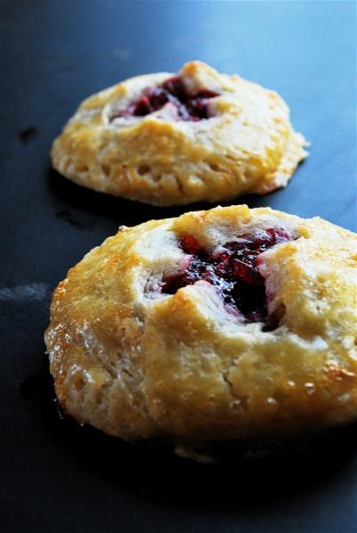 cranberry hand pies | Desserts | Pinterest