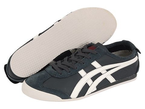asics tiger mexico 66 schuhe birch/ink/latte