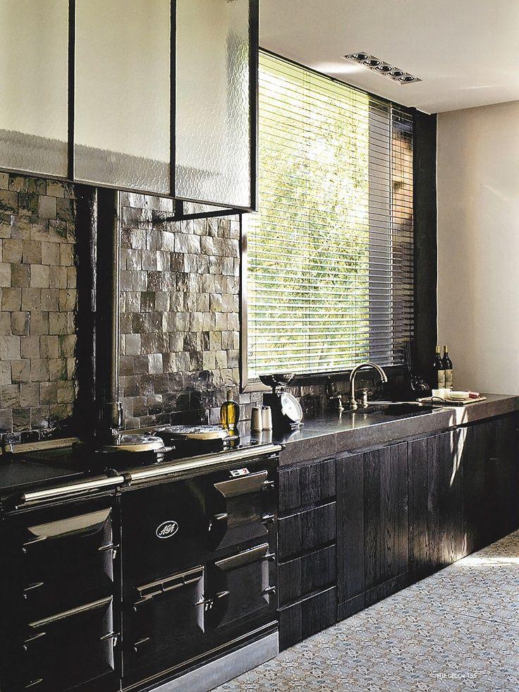 Elle decoration ideas for kitchen cabinet surface pinterest - Elle decor kitchens ...