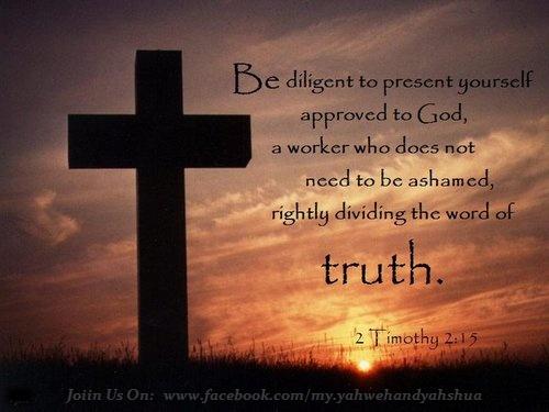 Timothy 2 15 nourishment pinterest