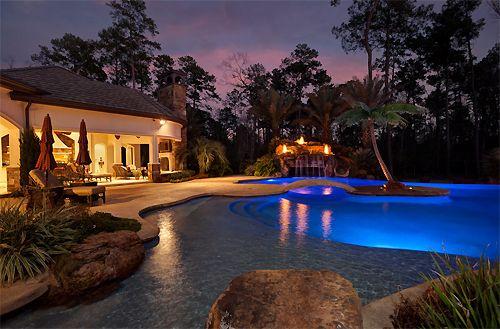 dream backyard pool property pinterest