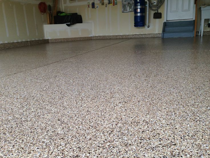 pin epoxy garage floor - photo #1