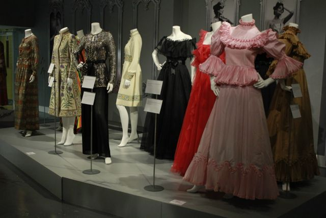 The Glamour of Bellville Sassoon Exhibition pics