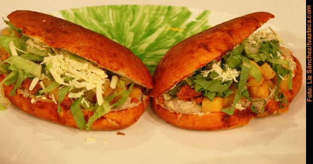 ... mexican fried eggplant sandwich vegan tortas and pambazos recipe www