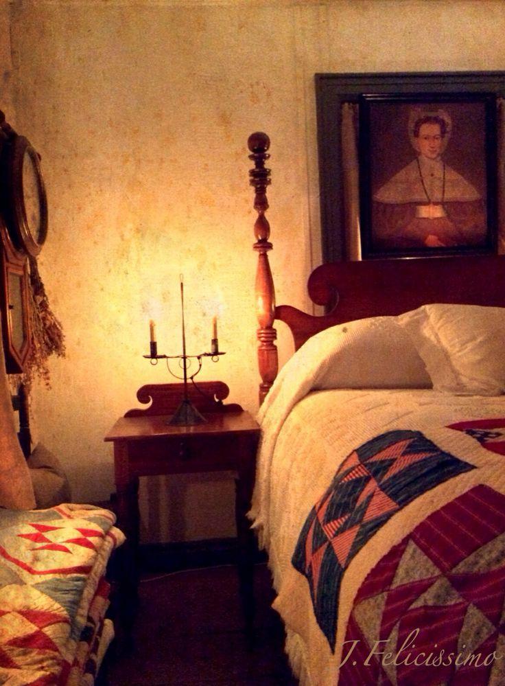 Colonial Decor Vintage filter