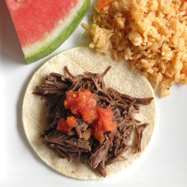 Beef Barbacoa | Sandwich, Burger, Wraps | Pinterest