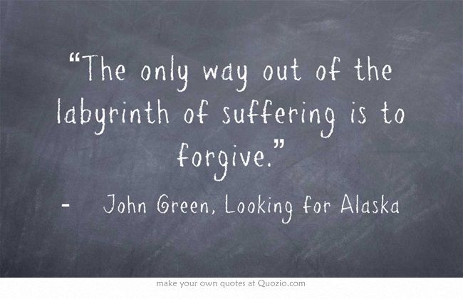Looking For Alaska Quotes