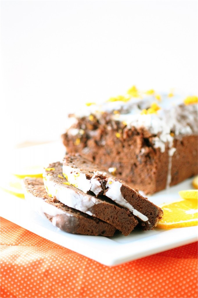 Chocolate Orange Cream Cheese Pound Cake Recipe — Dishmaps