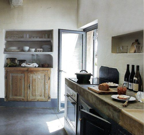 Simple rustic kitchen pinterest for Rustic simplicity