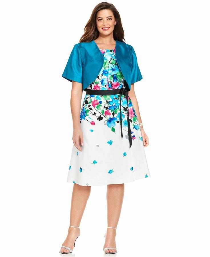 plus size dresses clothier