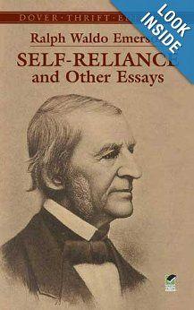 the essays of ralph waldo emerson summary