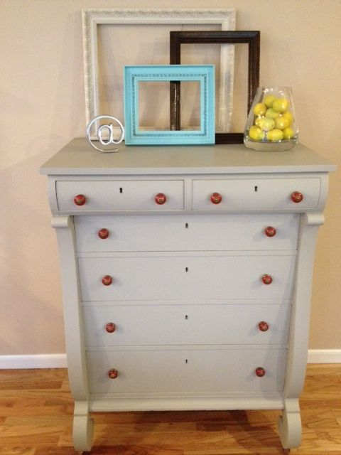 Before and After   Painted Furniture Inspiration   Pinterest