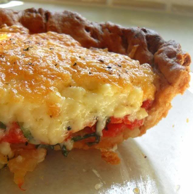 The English Kitchen: Country Tomato Pie. ALWAYS use Duke's Mayo ...