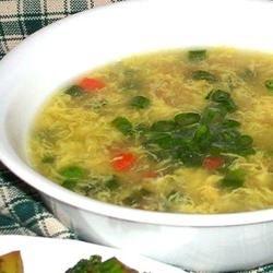 restaurant style egg drop soup recipe key ingredient com egg drop soup ...