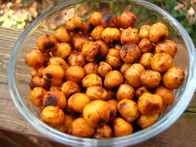 spicy chickpea poppers | Recipes to Try | Pinterest