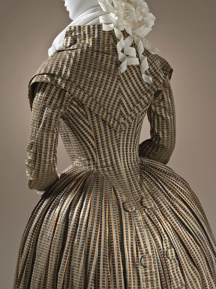 For lovers of period clothing, this looks like a great exhibition.