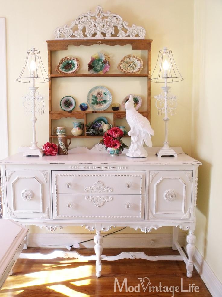 Mod Vintage Life: MVL Dining Room | Home Decor & Furniture | Pinterest
