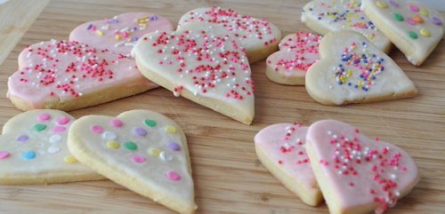SOFT cream cheese sugar cookies. Last year I made some beautiful ...