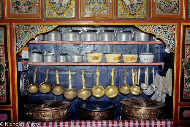 Kitchen set up dzogchen pinterest for Kitchen set pinterest