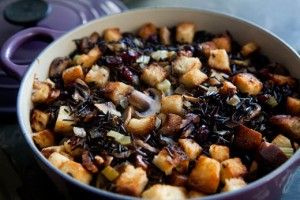 Wild Rice Dressing | Recipe