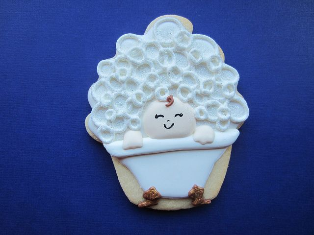 Bubbles Baby from Cupcake Cutter by Snowflakelady, via Flickr