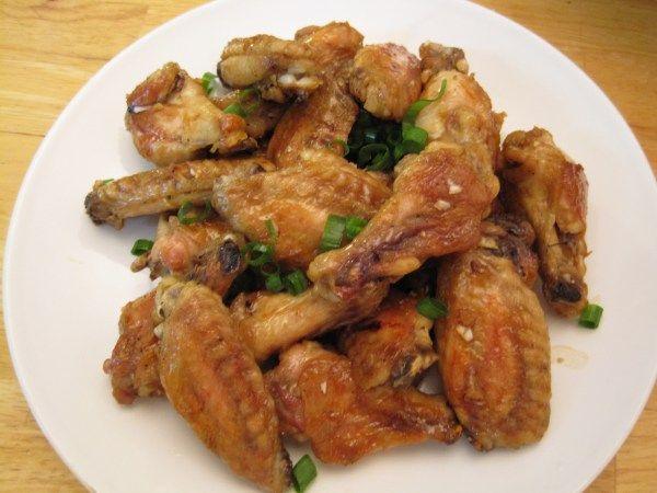 momofuku baked chicken wings vinaigrette recipe