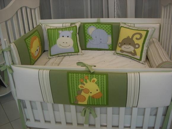 Kit Berço para decorar quarto de bebê42