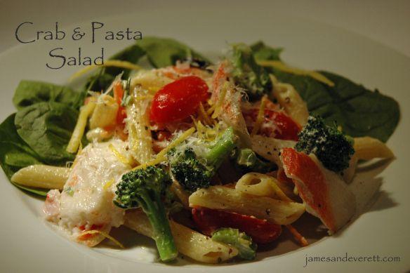 baby greens summer pasta salad with baby greens recipes dishmaps ...