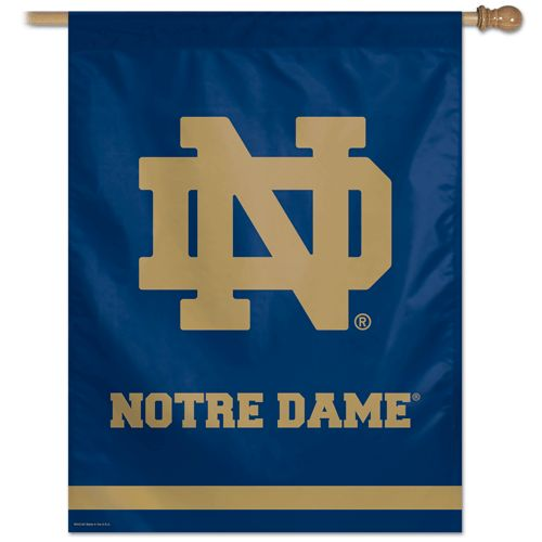 notre dame flags