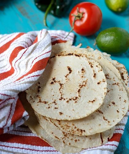 How To Make Taco Recipe : How to Make Corn Tortillas