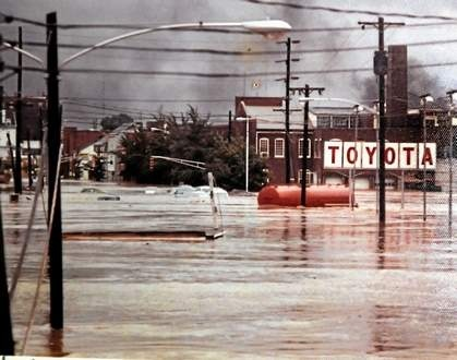 Pin by pottstown mercury on hurricane agnes 40th anniversary pinte