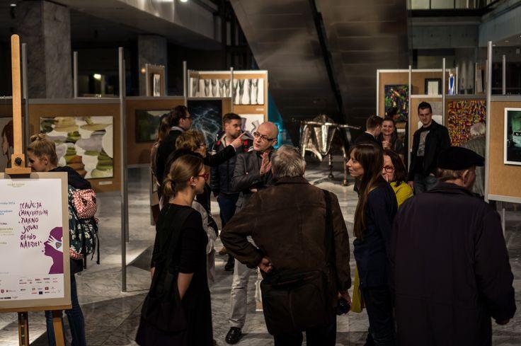 Relacja z wernisażu wystawy przedaukcyjnej