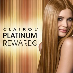 #ClairolPlatinumRewards Sign up today and get gorgeous Clairol color for less. I did!