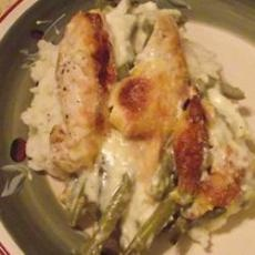 Chicken and Green Bean Casserole | All Things Delicious | Pinterest