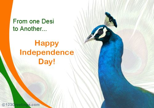 greeting for independence day usa