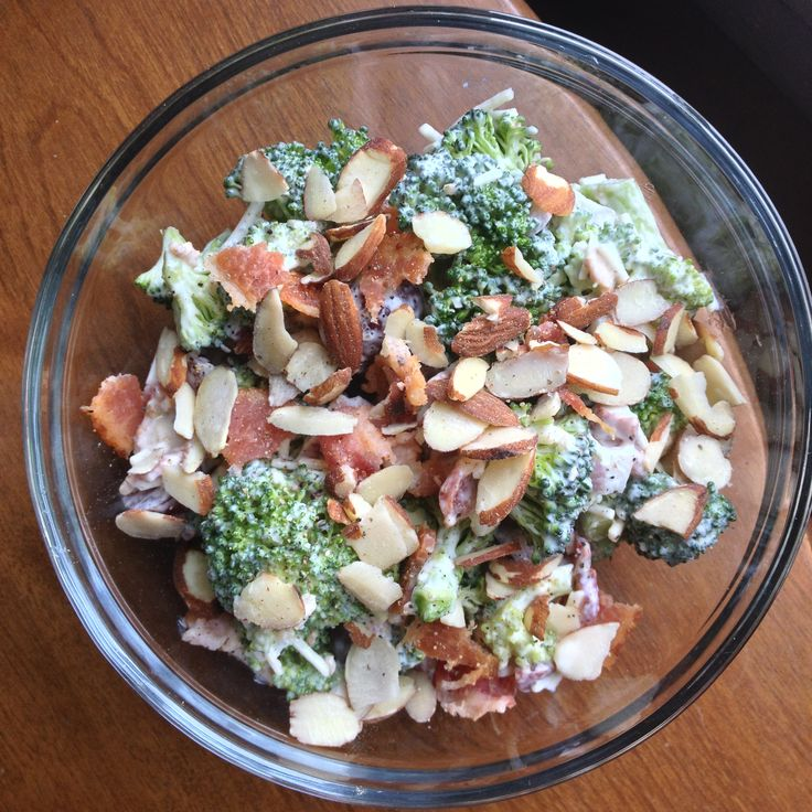 Recipe: Broccoli and Red Grape Salad | Recipes | Pinterest