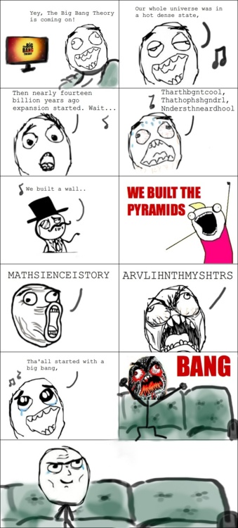 big bang theory theme song