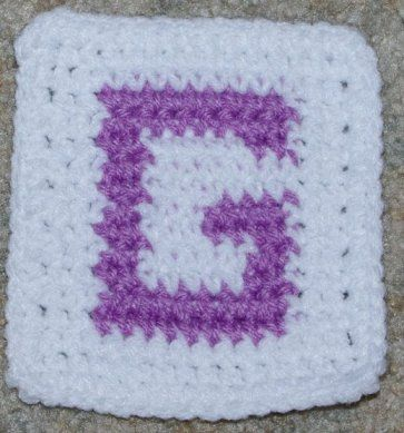 Row Count G Coaster Crochet Pattern My Crochet Dreams Pinterest