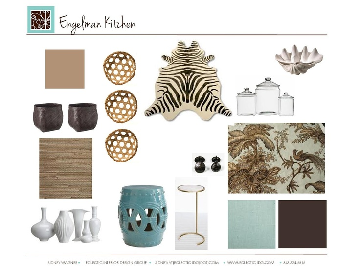 Eclectic interior design group