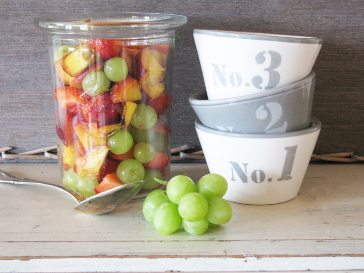 Freudentanz: fruit salad   yummie   Pinterest
