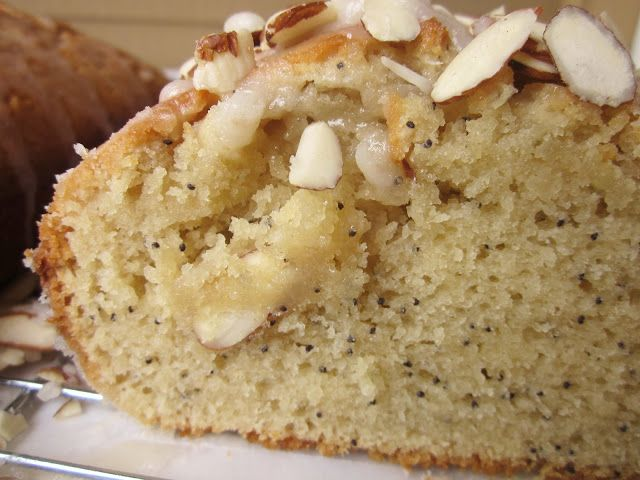 mommy is coo coo: How to make an Almond Poppy Seed Loaf