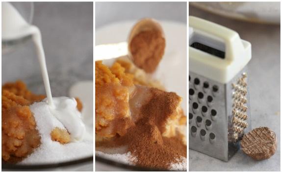 Cinnamon Toasted Pumpkin Pie Tarts