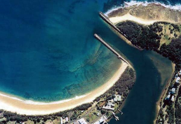 Planning Your Mooloolaba Holiday there are a lot of Attractions to see in Mooloolaba one of those are the Mooloolaba Rockwall dive area.
