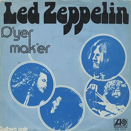 led zeppelin d yer m ker: