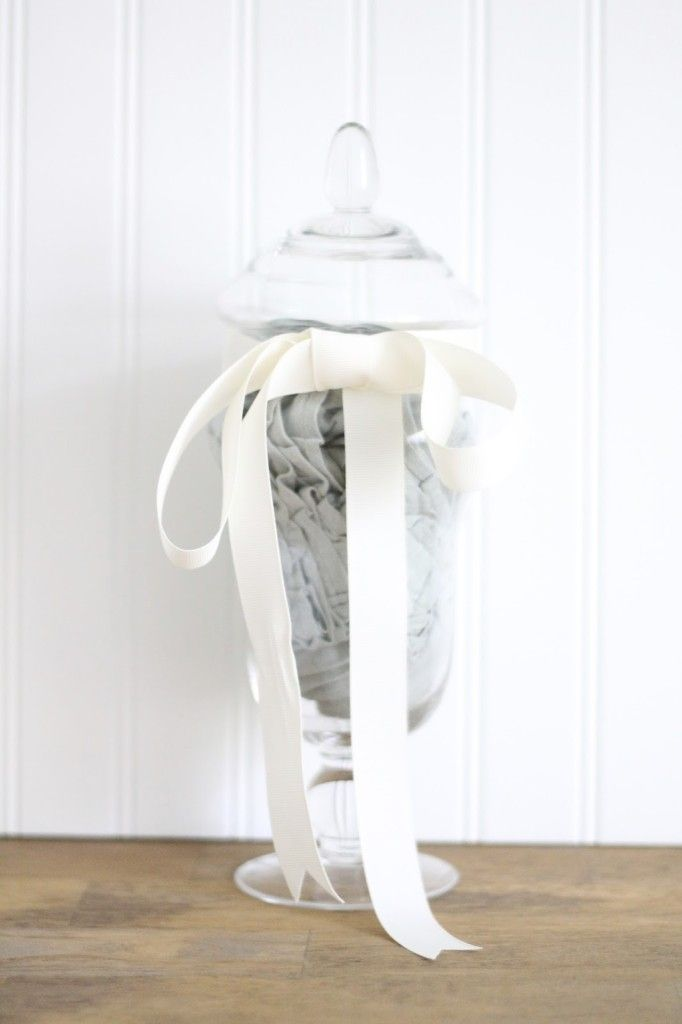 DIY: Last Minute Wedding Shower Gift Bridal Showers Pinterest